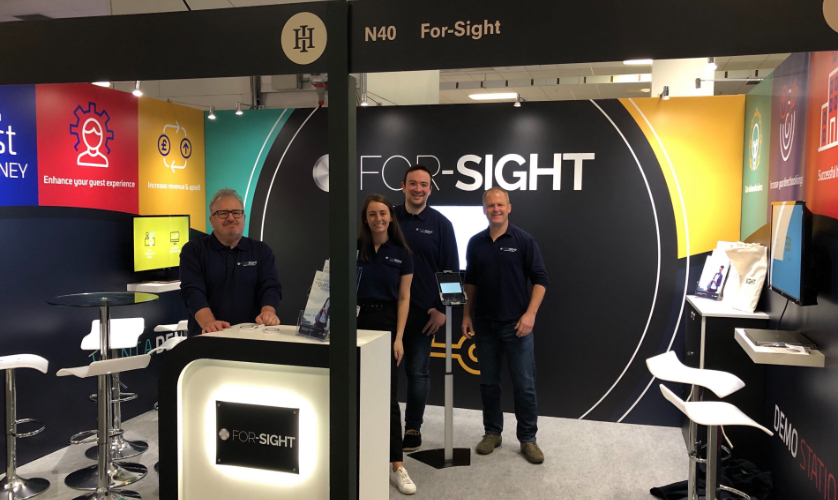 Drove lead volumes by 140% YOY by leading and developing a fully immersive trade show experience to engage For-Sight's client base.